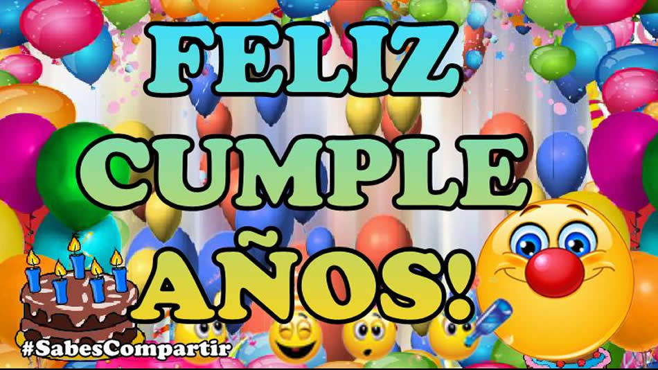 Feliz Cumpleanos Video Animado.Videos Imagenes Y Mensajes Feliz Cumpleanos Amigo Video